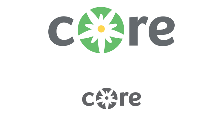 Image of the Edelweiss Core logo