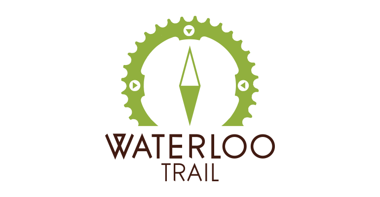 Image of the Waterloo Trail logo